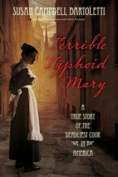 """Terrible Typhoid Mary"" ; a very short, intriguing  read!!"