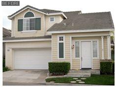 home exterior color scheme