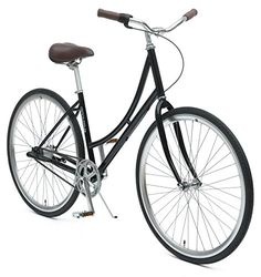 Vintage Fashion and Lifestyle Critical Cycles Dutch Step-Thru 3-Speed City Coaster Commuter Bicycle, 44cm/One Size