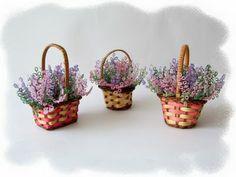 tiny baskets