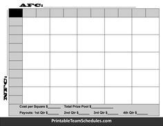 Crafty image intended for printable football boards