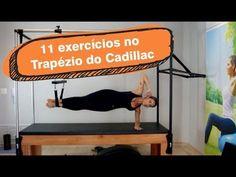 Série de exercícios no Cadillac - YouTube