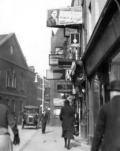 Brick Lane, 1935
