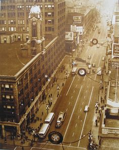 Sibley Department Store, Rochester, NY 1940s