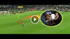 Portiere fa fermare la partita e fa qualcosa di straordinario! #portiere #calcio #gabbiano #IncredibileWeb