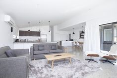 Boasting a minimalist and sophisticated finish, this living area exceeds all expectations. Conference Facilities, Holiday Accommodation, Living Area, Dining Bench, The Selection, Minimalist, Cottage, It Is Finished, Apartments
