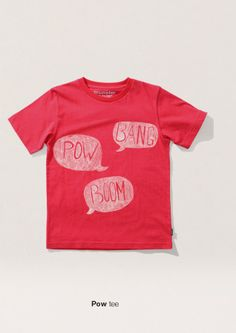 TO WEAR (Pow Tee / munster)