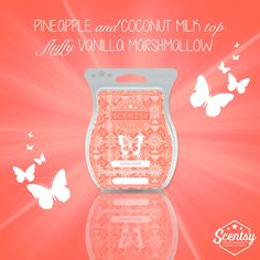 Scentsy Spring/Summer 2017 New Release Summer Soleil www.amyoles.scentsy.us