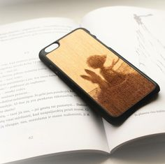 Wooden case for a dreamer... It is So good to have The little Prince nearby...