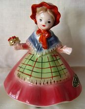 Josef Original Scotland International Porcelain Figurine