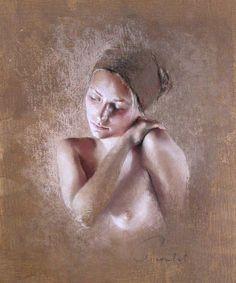 Nathalie Picoulet - Maître Pastelliste