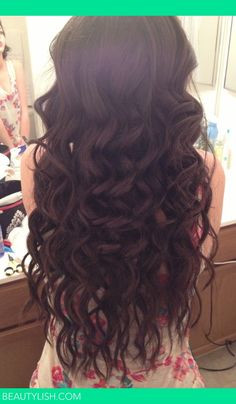 Fun Curls | Lauren E.'s Photo | Beautylish