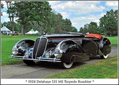 1938 Delahaye 135 MS | Flickr - Photo Sharing!