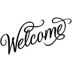 photo regarding Welcome Stencil Printable identify 43 Most straightforward Stencils for Signs and symptoms shots inside 2019 Stencils