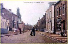 SAINS DU NORD-Rue des Juifs