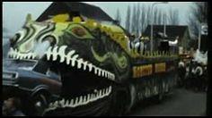De grootste carnavalsoptocht boven de rivieren in Zwaag ( Hoorn)  Noord-Holland  Carnavalzwaag - YouTube