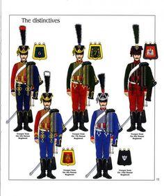 Ussari del 6,7,8,9 e 10 reggimento. Ussari, 1804-1812