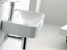 Alicante Bathco umywalka nablatowa 435x29 - 0036P  http://www.hansloren.pl/Ceramika-sanitarna/Umywalki/BATHCO