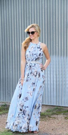 Spring and Summer Maxi Dress Haute & Humid - Effortless Fashion, Every day
