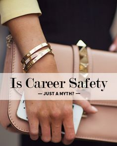 Career infographic & Advice Is Career Safety Just a Myth? ~ Levo League Image Description Is Career Safety Just a Myth?