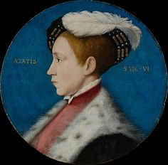 Workshop of Hans Holbein the Younger, Edward VI when Duke of Cornwall (ca. 1545, Metropolitan Museum of Art, New York)