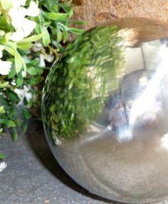 Kugel Edelstahl Gartenkugel Bunt, Other, Stainless Steel, Dekoration