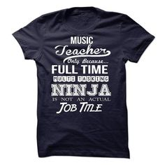 Music Teacher - #tshirt scarf #ugly sweater. SATISFACTION GUARANTEED => https://www.sunfrog.com/LifeStyle/Music-Teacher-46944561-Guys.html?68278