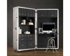Self contained & portable!