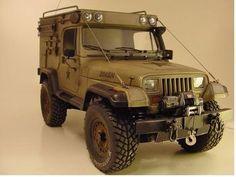 Bug out vehicle - JeepForum.com