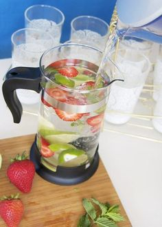 Confused with infusion? Don't be! We'll show you how to amp up your H20 by using your trusty French press! #hack