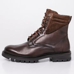 Ghete Piele barbati maro Migavil Timberland Boots, Hiking Boots, Casual, Shoes, Fashion, Moda, Zapatos, Shoes Outlet, Fashion Styles
