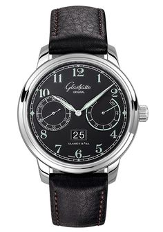 Glashütte Original Senator Observer Adds Luminous Highlights for 2015 | WatchTime - USA's No.1 Watch Magazine