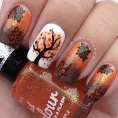 Unghie: ecco i migliori trend per l'autunno! #nails #nailsart