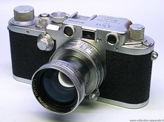 1940s Leica IIIC