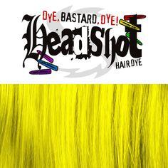 Die Haare sollten vor dem Färben sehr hell blondiert sein und keinen Rot- oder Orangestich mehr enthalten. Mit 150 ml Inhalt ist in den Headshot Flaschen deutlich mehr Farbe enthalten als bei anderen Marken. Die Farbe ist vegan,...