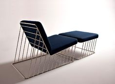 Powder coated steel tube with outdoor foam and outdoor fabric upholstery. The stainless steel tube frame is lightweight yet sturdy for easy maneuverability. The cushions are removable for cleaning.