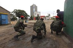 Congo's army clashed on Monday with followers of religious leader Paul Joseph Mukungubila in the eastern mining city of Lubumbashi, an official in the governor's office said, hours after his supporters attacked targets in the capital.