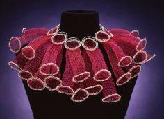 Silver and Pink Circles, 2005
