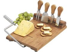 Cheese board of my dreams (except maybe not when I have to wash it)
