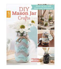 DIY Mason Jar Crafts Book