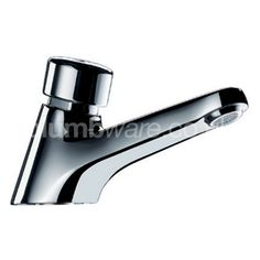 Self-closing tap (Tempostop) with automatic, timed shut-off and also available with Anti-Blocking (AB) option.