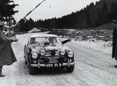 Alpenfahrt  Hopkirk / Liddon .. ARX 91 B