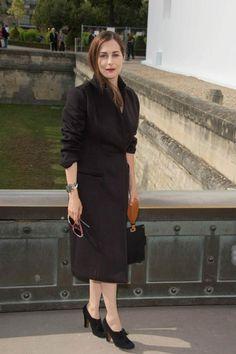 Sur le trottoir / défilé Dior SS13