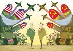 Sepultando as Teorias da Conspiração e Desconstruindo Lendas e Modas Culturais: OTAN e o Pacto de Varsóvia - O mundo dividido por ...