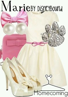Aristocats- birthday party outfit