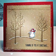 Chlo's Craft Closet - Stampin' Up! Demonstrator: Just Add Ink #270 - Christmas in July