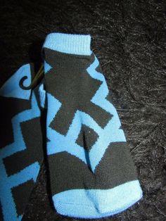 Lovely Candy pinstripes Cartoon Women Socks Ladies Girls Cotton Warm Soft Sox