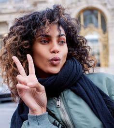 imaanhammamofficial: Imaan Hammam || Paris Fashion Week