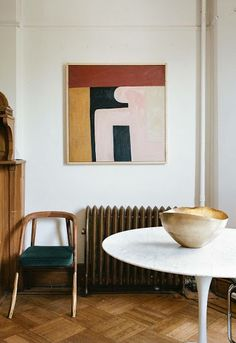 Muted Colours | Living Space