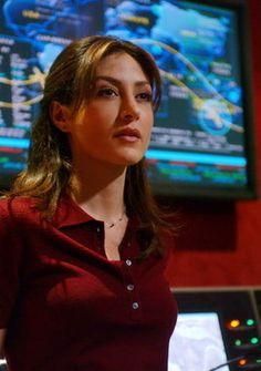 "Sasha Alexander Special Agent Caitlin ""Kate"" Todd Born: Suzana Drobnjakovic May 17, 1973 in Los Angeles, California,"